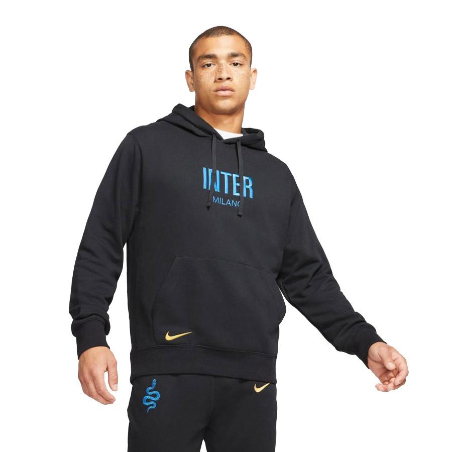 Bluza Nike Inter Mediolan Soccer Hoodie CZ7512 010