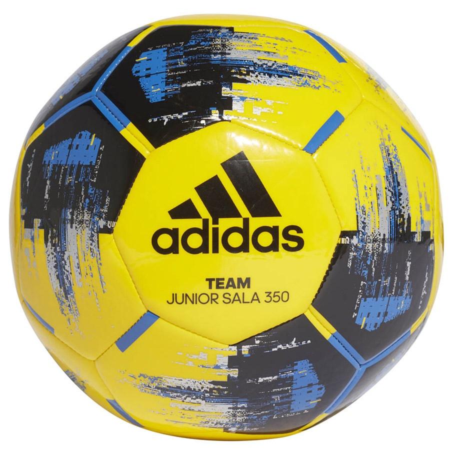 Piłka halowa adidas Team JS 350 CZ9571