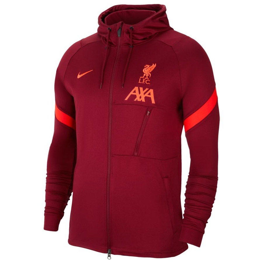 Kurtka Nike Liverpool FC Strike Men's Knit Soccer Track Jacket DB0252 678