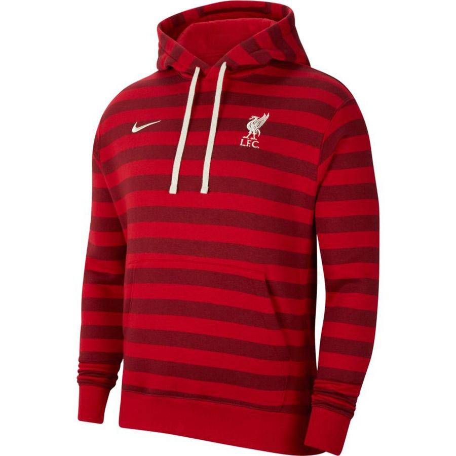 Bluza Nike Liverpool FC Men's Fleece Pullover Hoodie DB2955 687