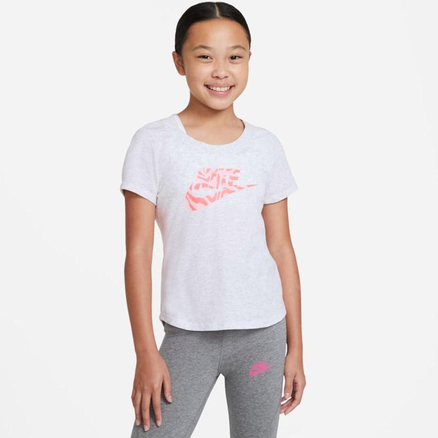 Koszulka Nike Sportswear Girls T-Shirt DC7347 051