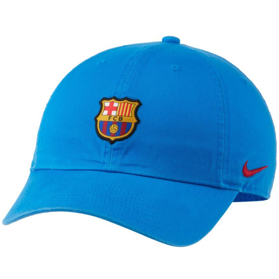 Czapka Nike FC Barcelona Heritage86' Hat DH2403 408