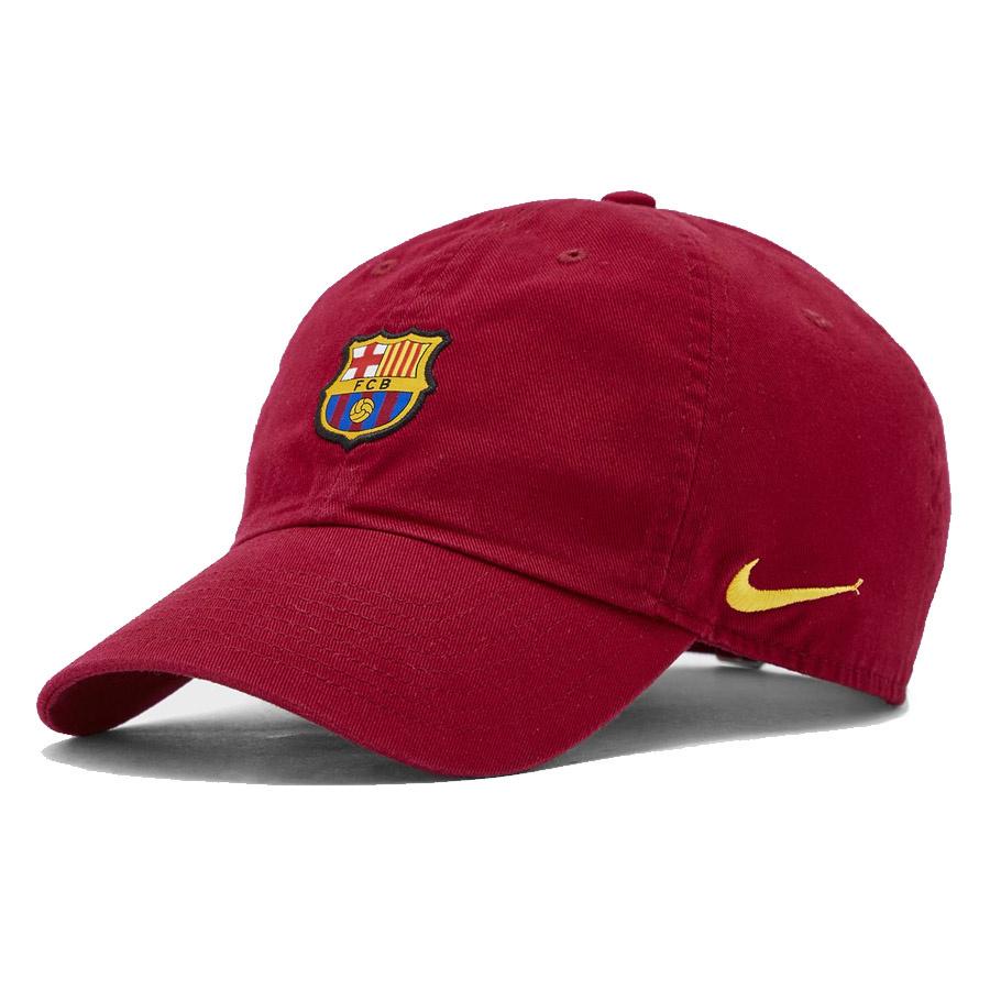 Czapka Nike FC Barcelona Heritage86' Hat DH2377 620
