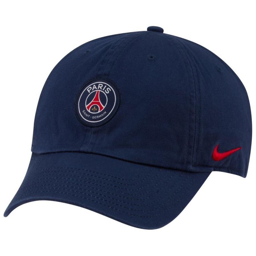 Czapka Nike PSG Heritage86  Hat DH2394 410