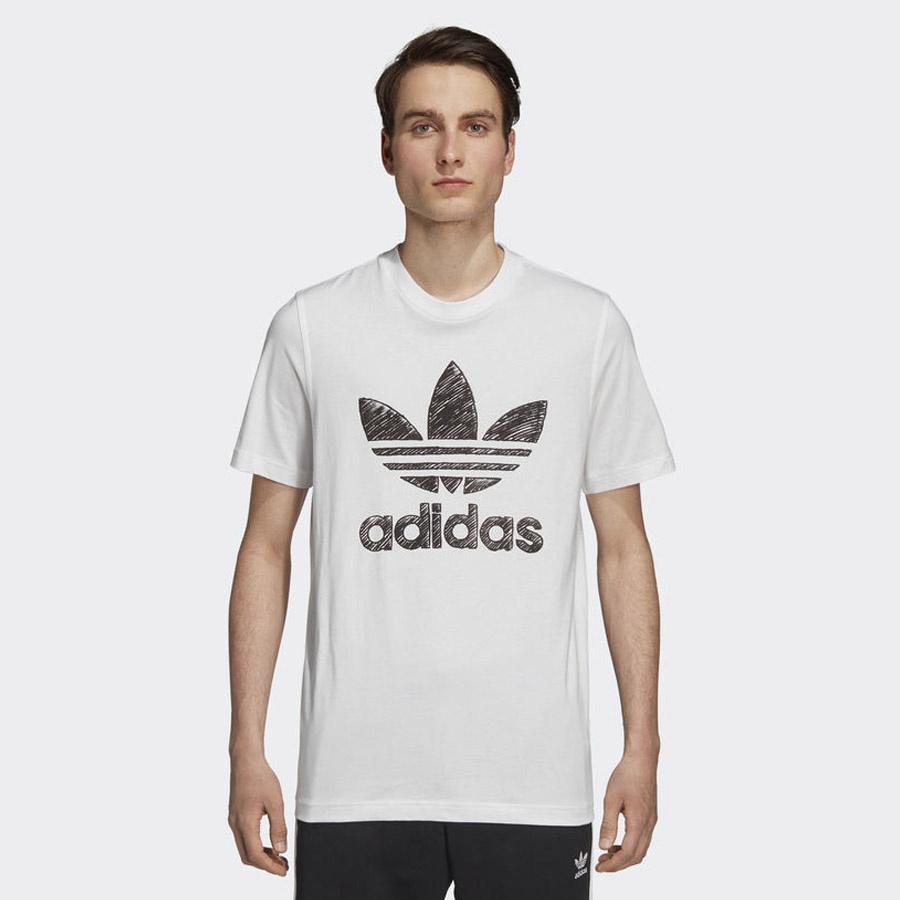 Koszulka adidas Originals Hand Drawn DH4810