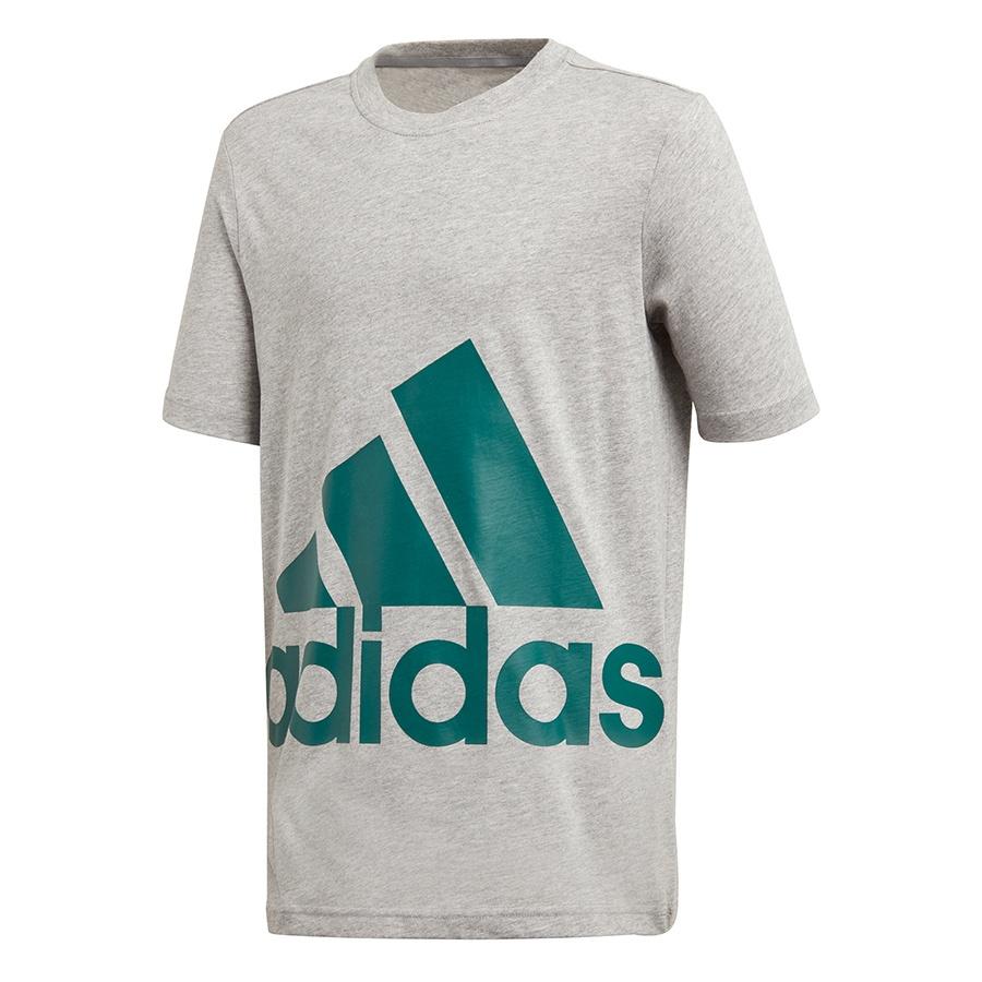 Koszulka adidas YB Big Logo Tee DJ1754