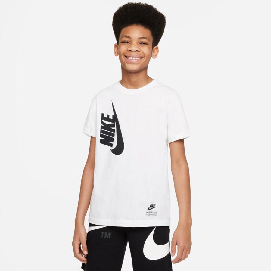 Koszulka Nike Sportswear Big Kids' (Boys') T-Shirt DJ6612 100