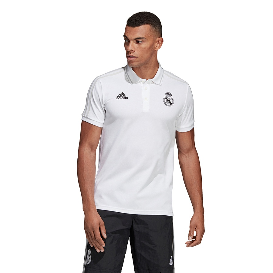 Koszulka Polo adidas Real Madryt DP5189