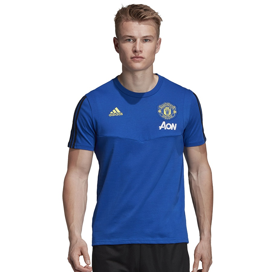 Koszulka adidas Manchester Tee DX9021