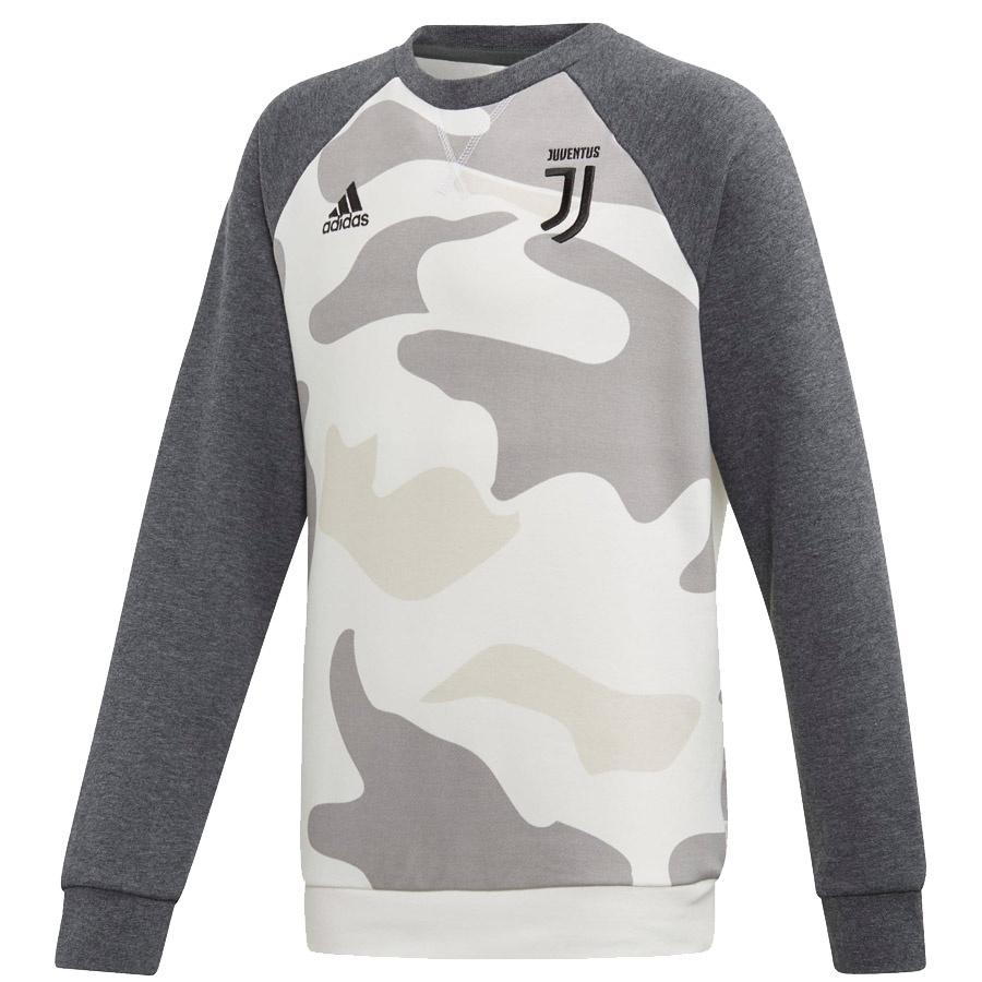 Bluza adidas Juventus Kids Crew DX9209