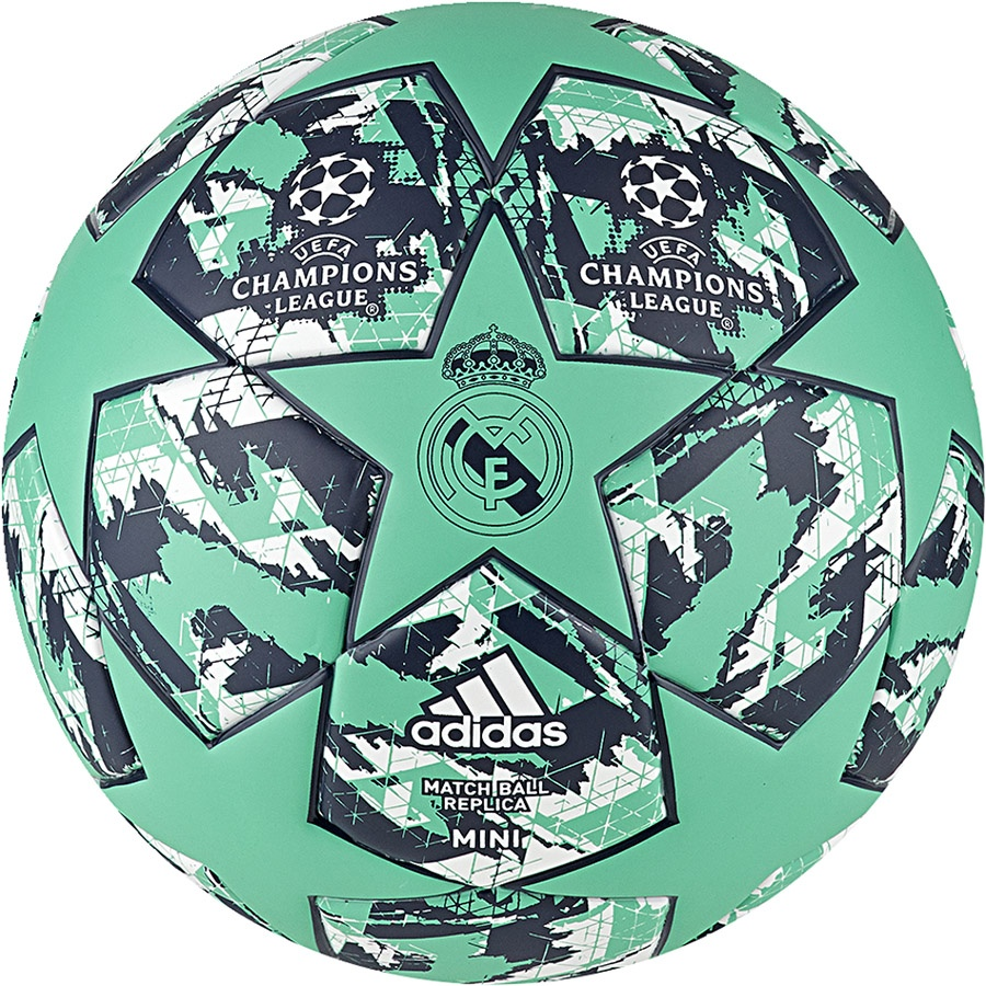 Piłka adidas Finale 19 Real Madryt DY2544