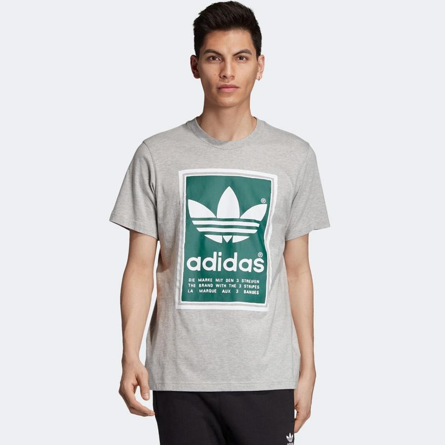 Koszulka adidas Originals Filled Label ED6939