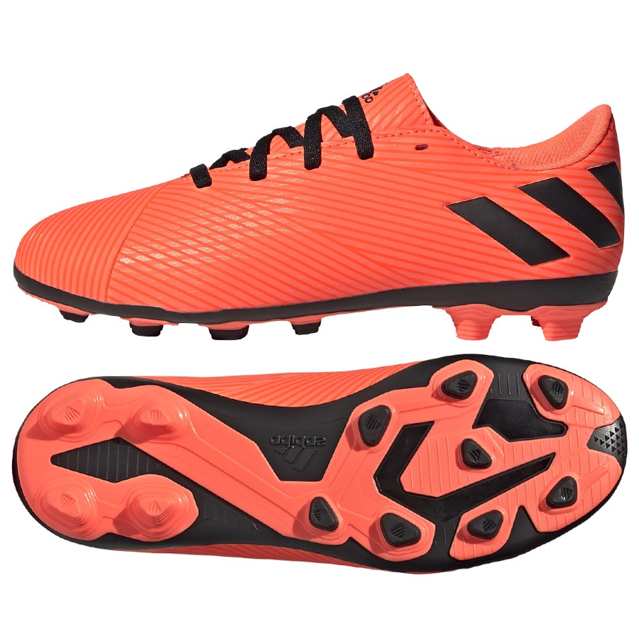 Buty adidas Nemeziz 19.4 FxG J EH0507