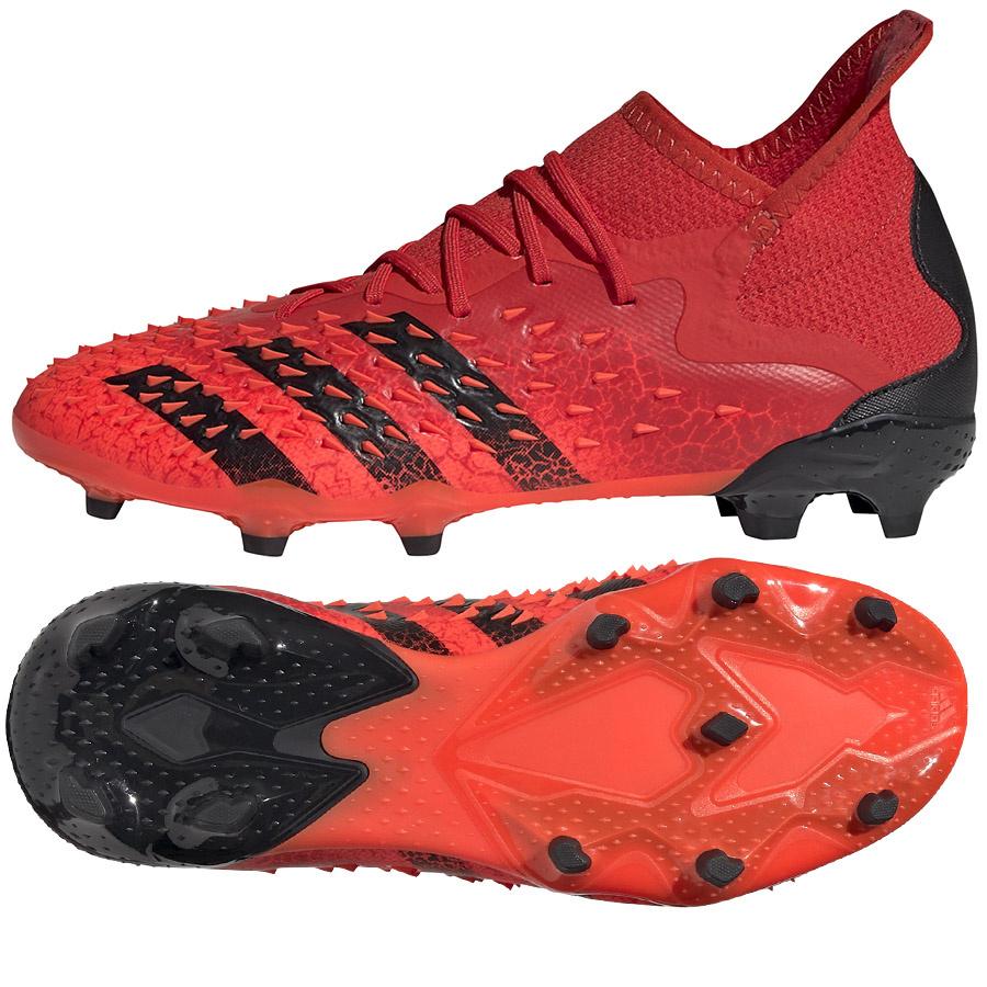 Buty adidas Predator Freak.1 FG J FY6262