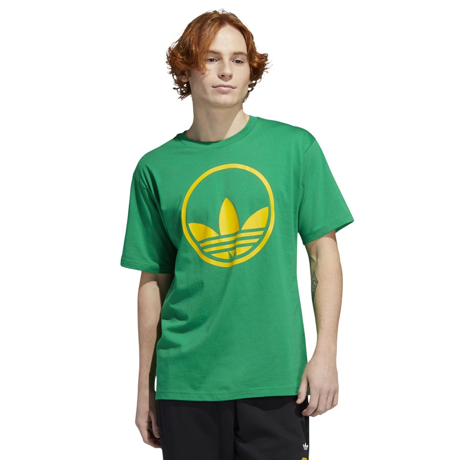 Koszulka adidas Originals Circle Trefoil GD2104