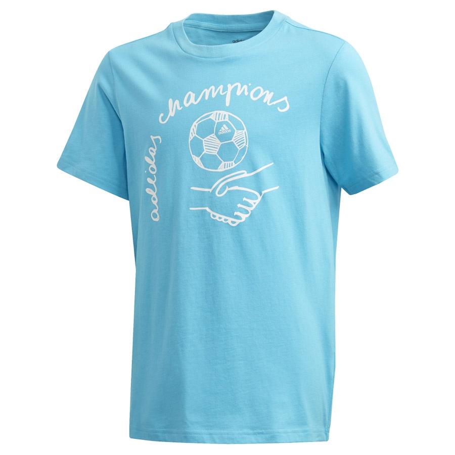 Koszulka adidas YB GRAPH TEE GD6119