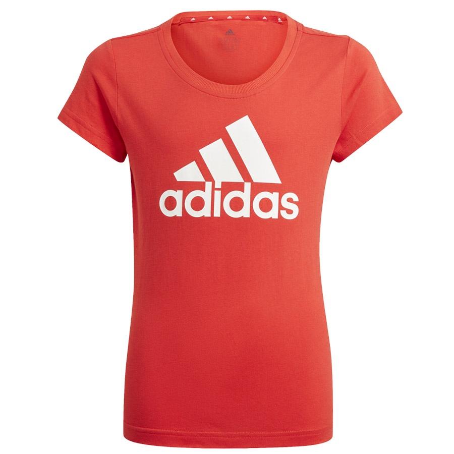 Koszulka adidas Girls Essentials Big Logo Tee GN4072