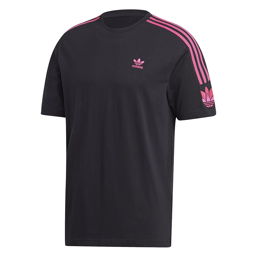 Koszulka adidas Originals Adicolor 3D Trefoil 3-Stripes Tee GP3504