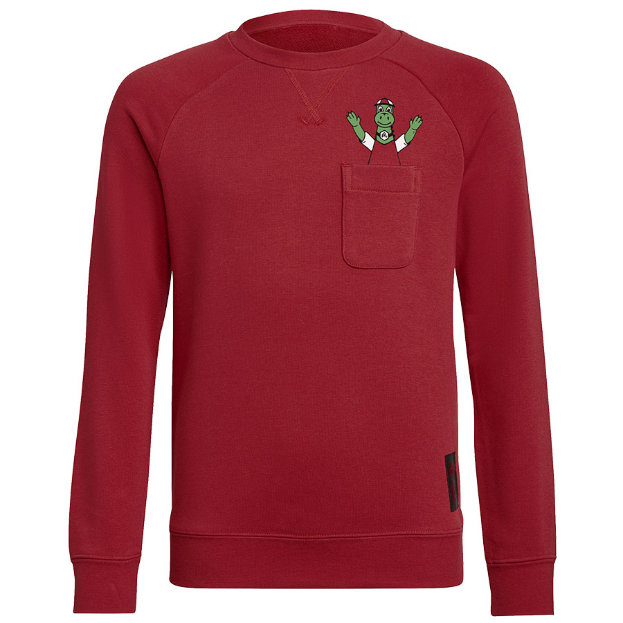Bluza adidas Arsenal FC Kids Crew Sweat GR4218