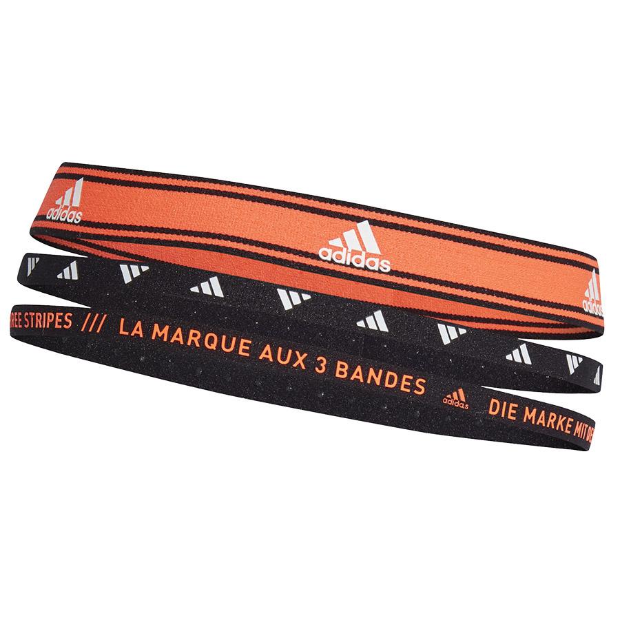 Opaska adidas 3 Pack Hairband GS2120