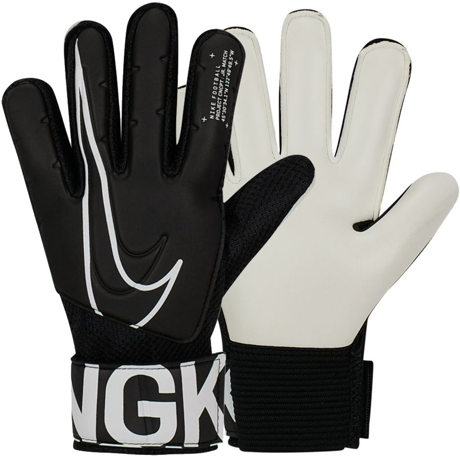 Rękawice Nike GK Match JR FA19 GS3883 010