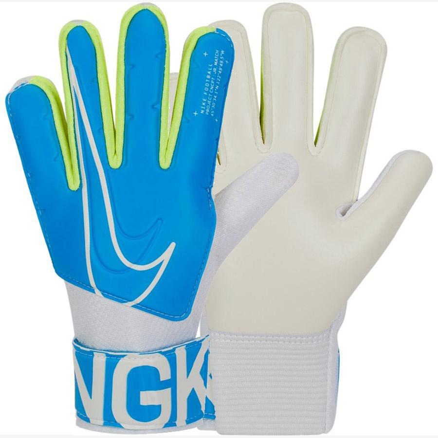 Rękawice Nike GK Match JR FA19 GS3883 486