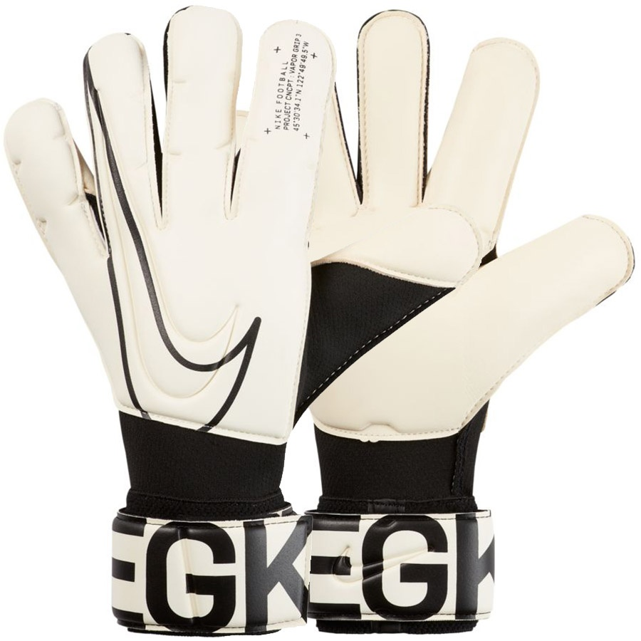 Rękawice Nike GK Vapor Grip 3 FA19 GS3884 100
