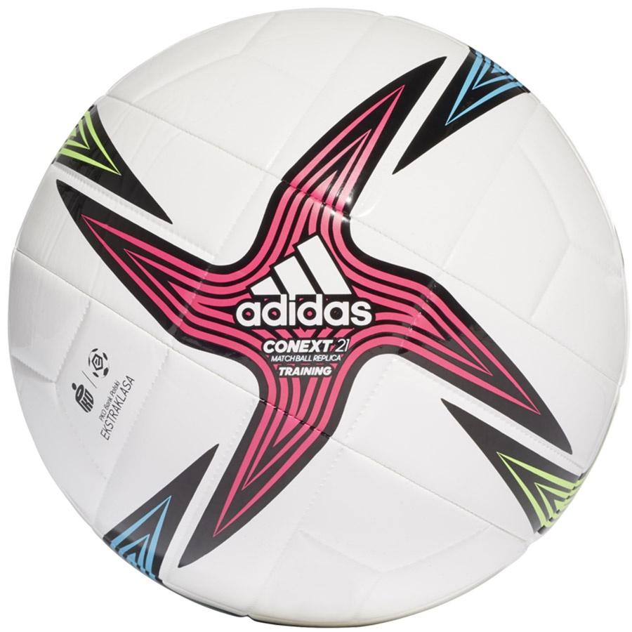 Piłka adidas Conext 21 Ekstraklasa Training GU1549
