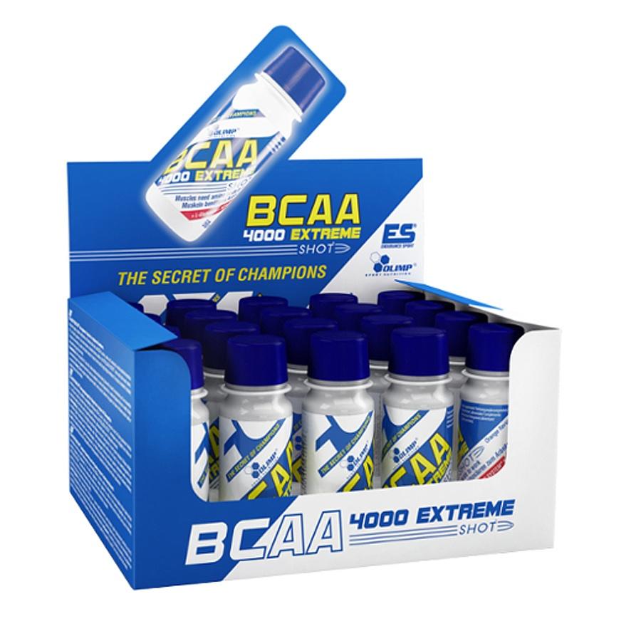 Odżywka Olimp BCAA 4000 Extreme Shot 60ml - 20 ampułek