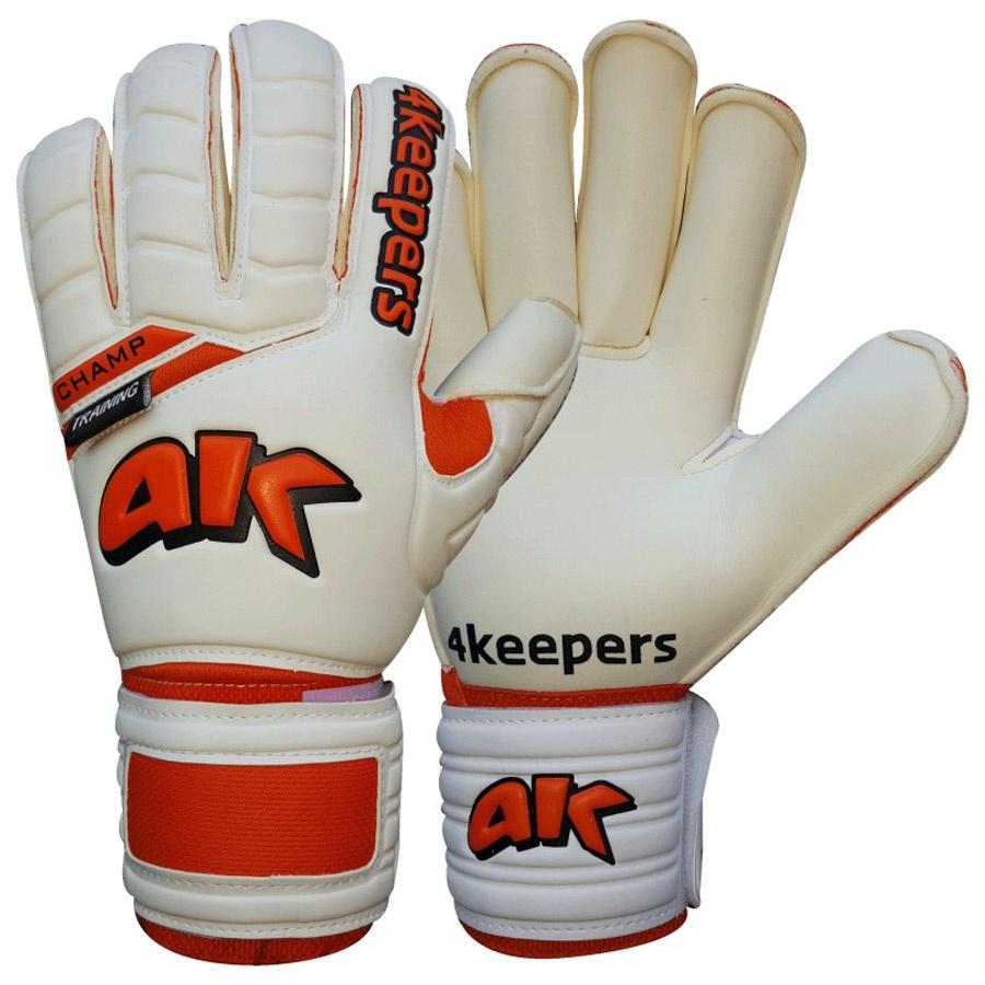 Rękawice 4Keepers Champ Training RF III + płyn czyszczący S494350