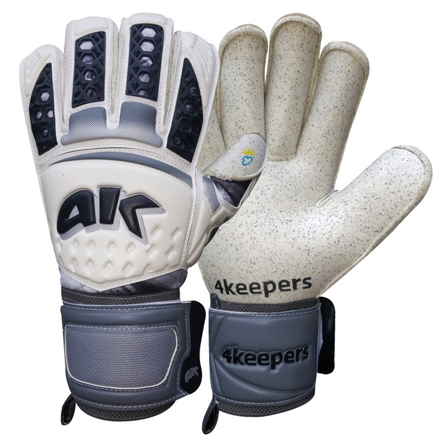 Rękawice 4Keepers Supro Titanium RF JNR S508256 + płyn czyszczący