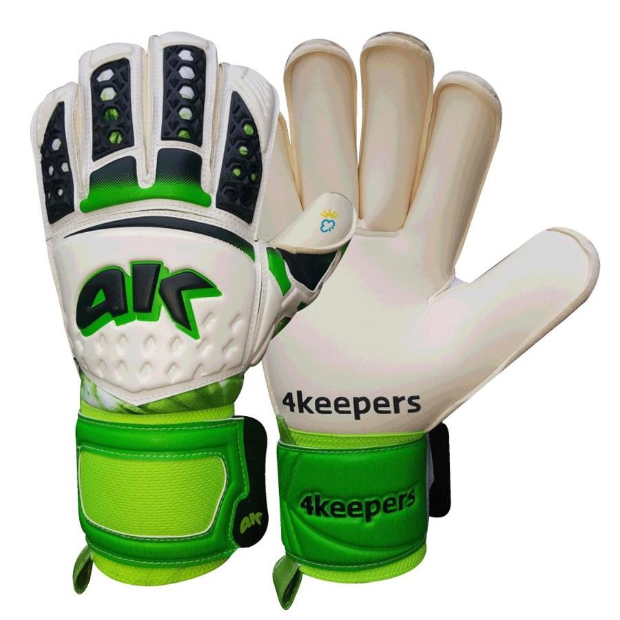 Rękawice 4keepers Supro Control S508281 + płyn czyszczący