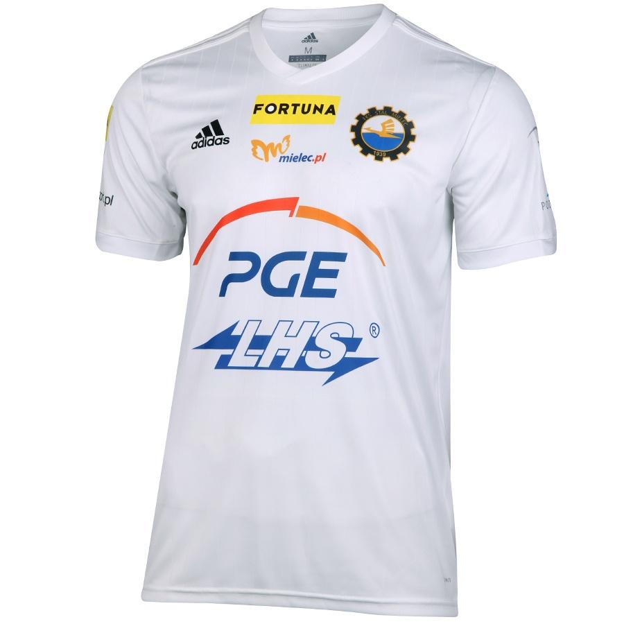 Koszulka meczowa Stal Mielec 2018/2019 domowa S531135
