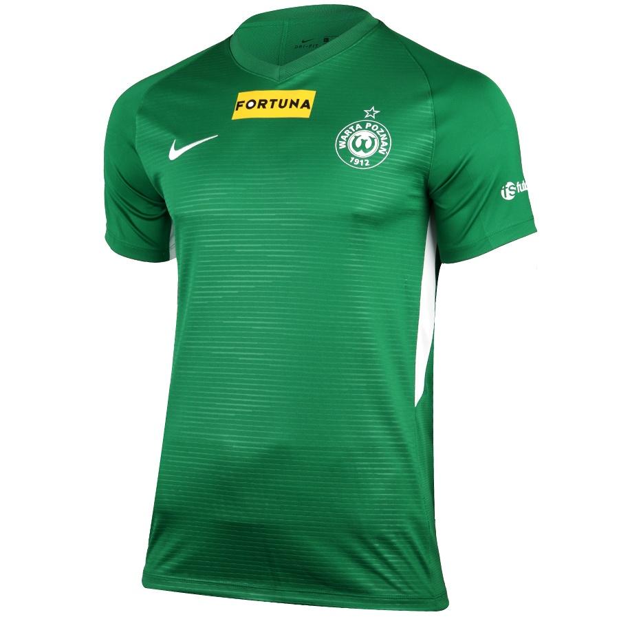 89ac32226 Koszulka meczowa Warta Poznań Nike S553737 • futbolsport.pl