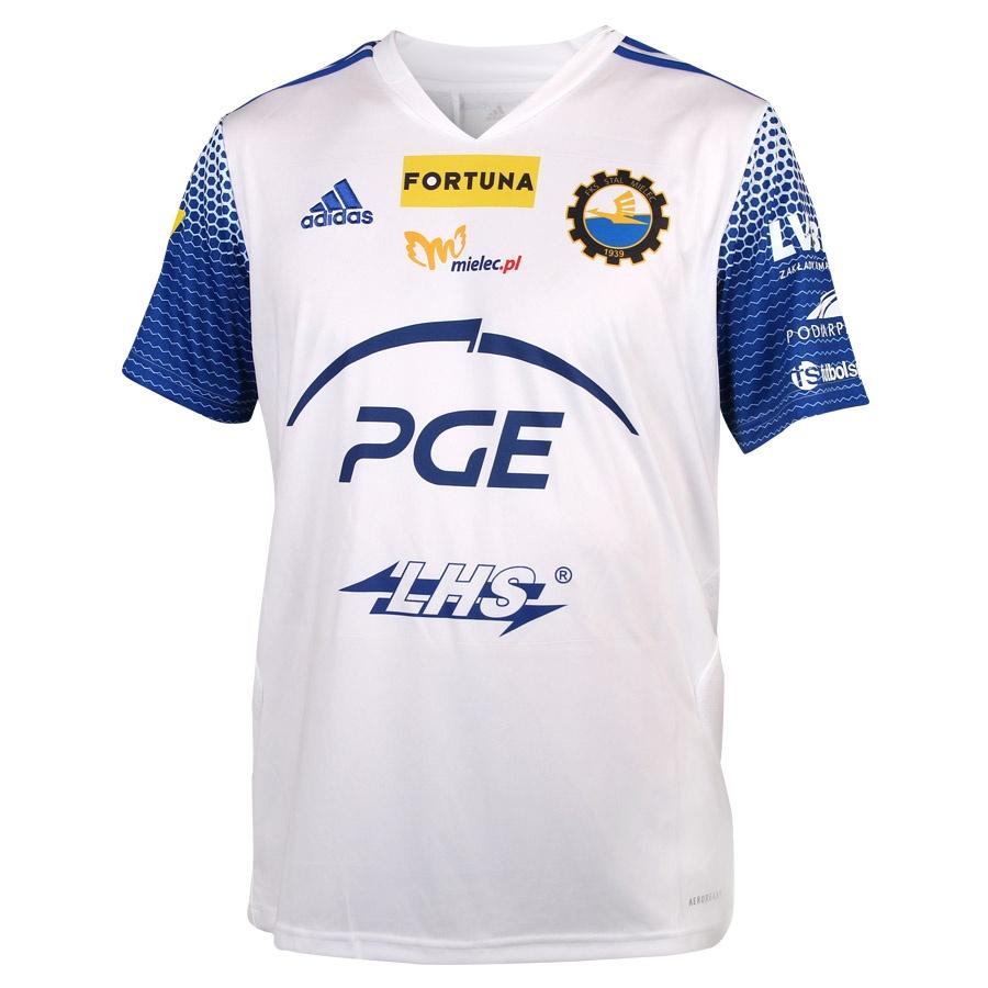 Koszulka meczowa Stal Mielec wiosna 2020 domowa S656666