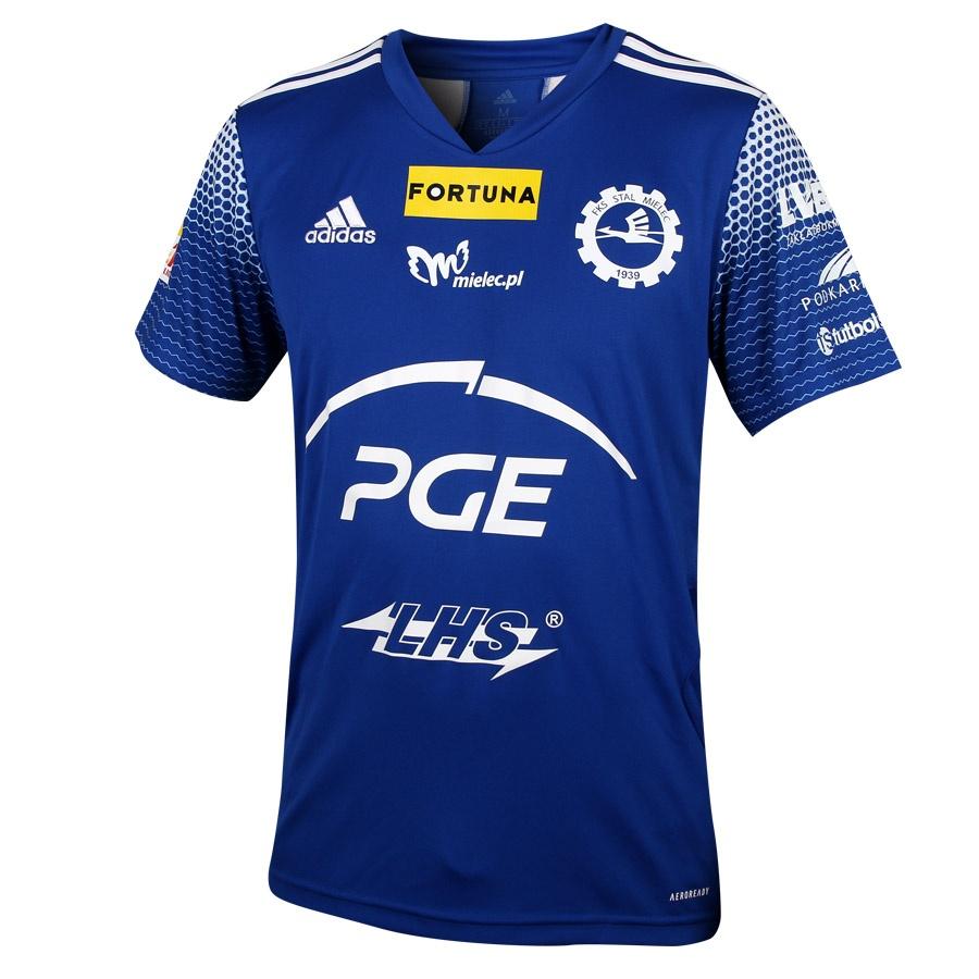Koszulka meczowa Stal Mielec wiosna 2020 wyjazdowa S656699