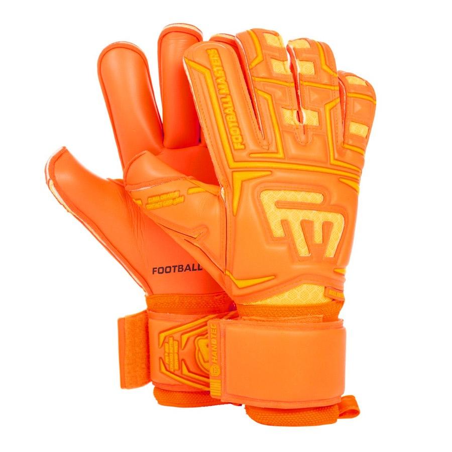Rękawice FM Clima Orange Contact Grip RF Junior v 3.0