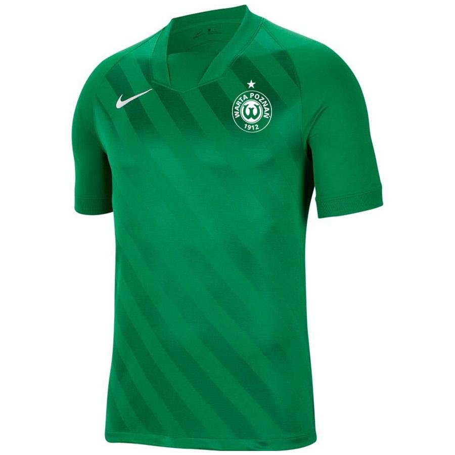 Koszulka meczowa Warta Poznań HERB zielona S704968