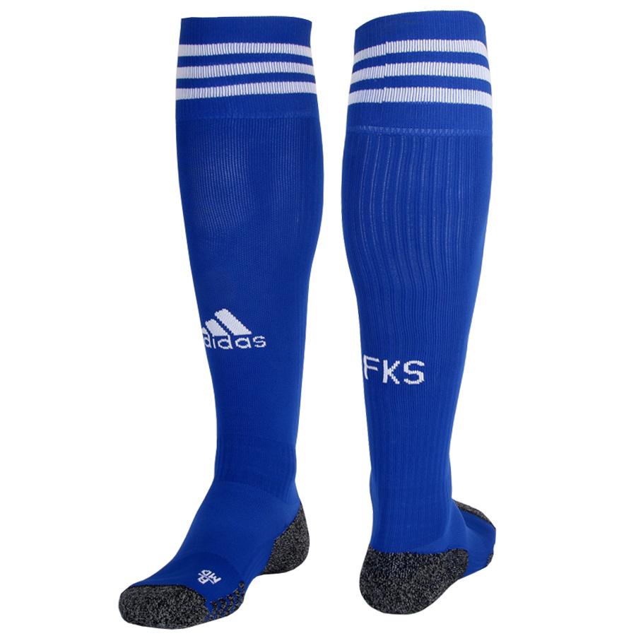 Getry meczowe adidas Stal Mielec 2021/22 FKS S757070 niebieskie