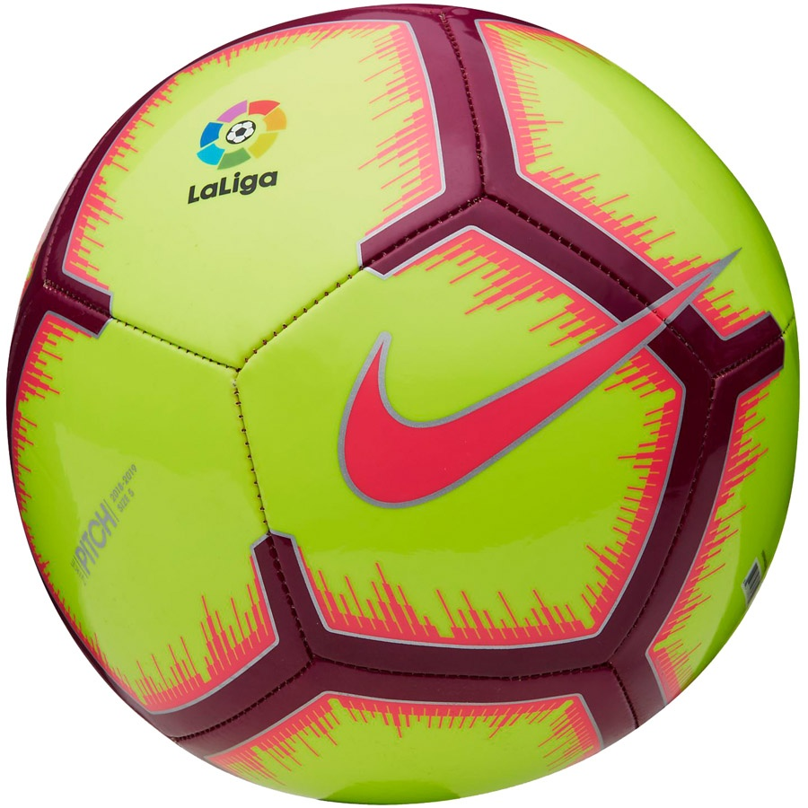 Piłka Nike La Liga Pitch SC3318 702