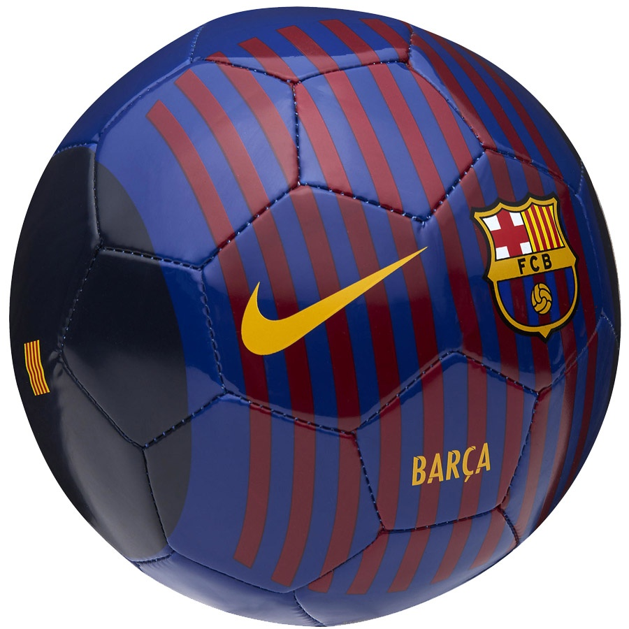 Piłka Nike FC barcelona Mini SC3329 455