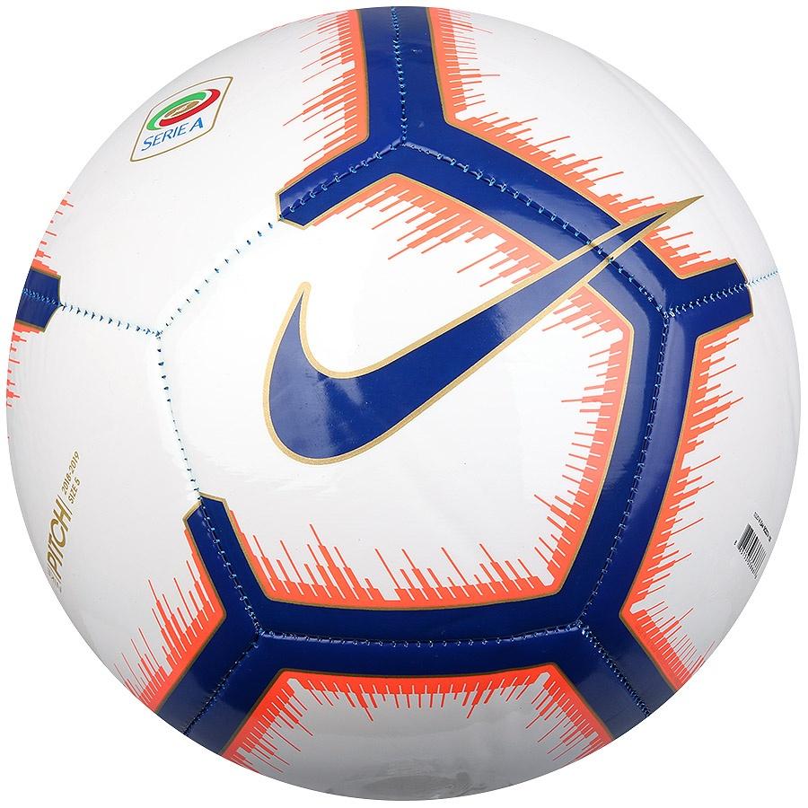 Piłka Nike Serie A Pitch SC3374 100