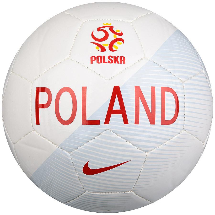 Piłka Nike Poland PNT NK SPRTS SC3578 100-S