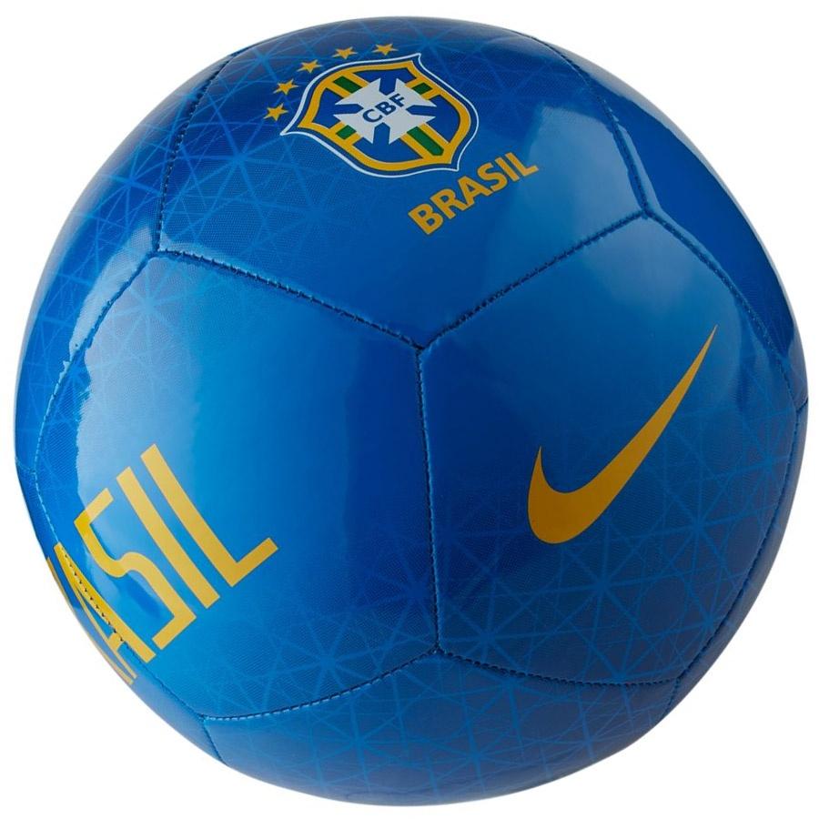 Piłka Nike Brasil CBF Pitch SC3930 453
