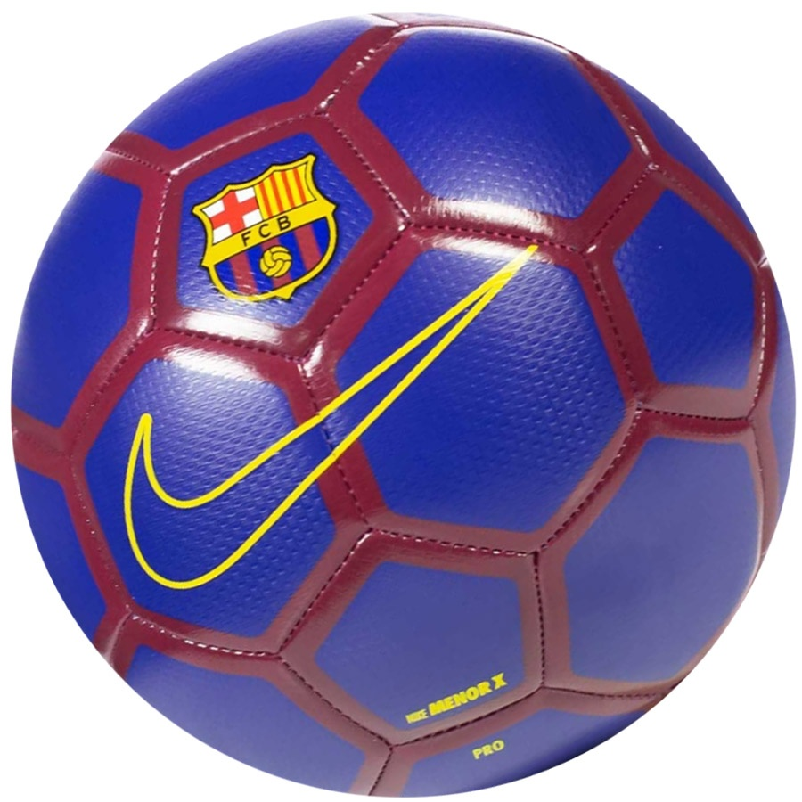 Piłka Nike FC Barcelona Menor X SC3999 455