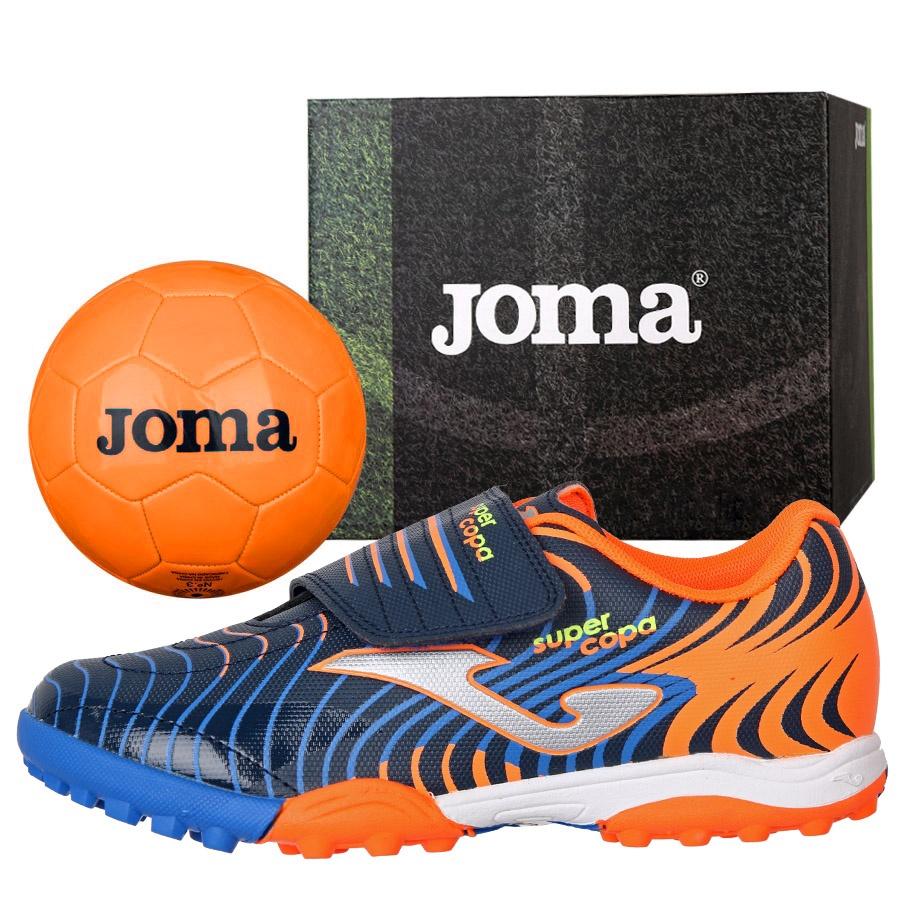 Buty Joma Super Copa JR 2003 TF SCJS.2003.TF + Piłka Gratis