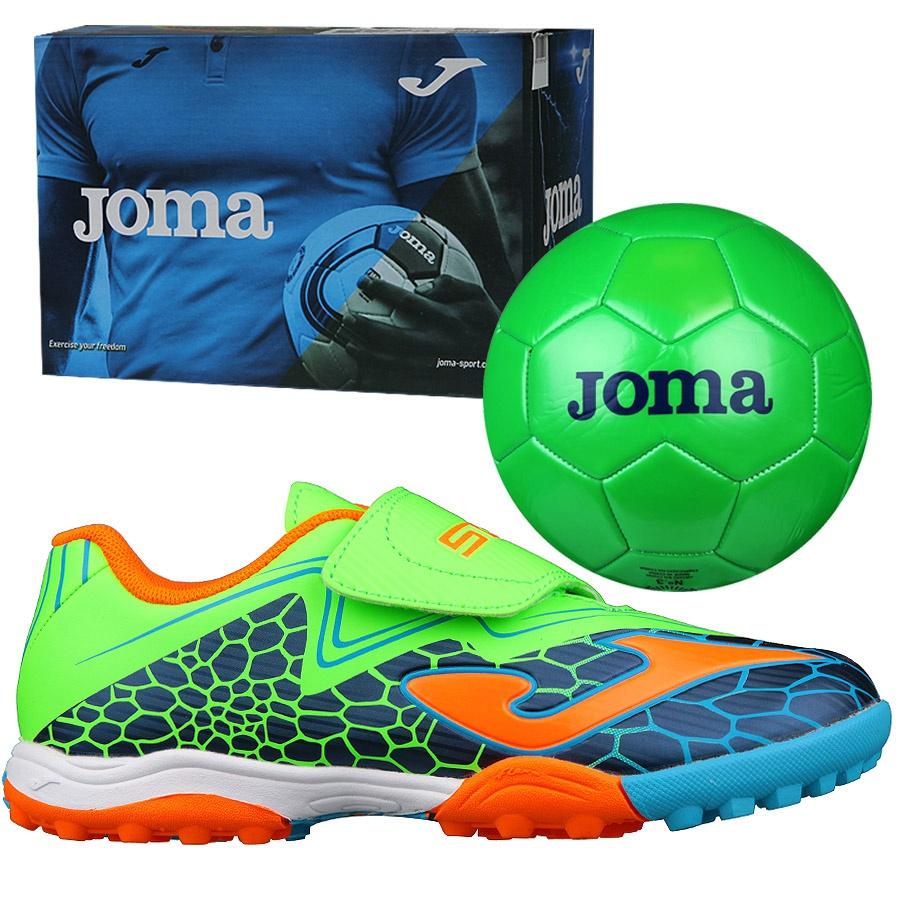 Buty Joma Super Copa JR 804 TF SCJS.804.TF