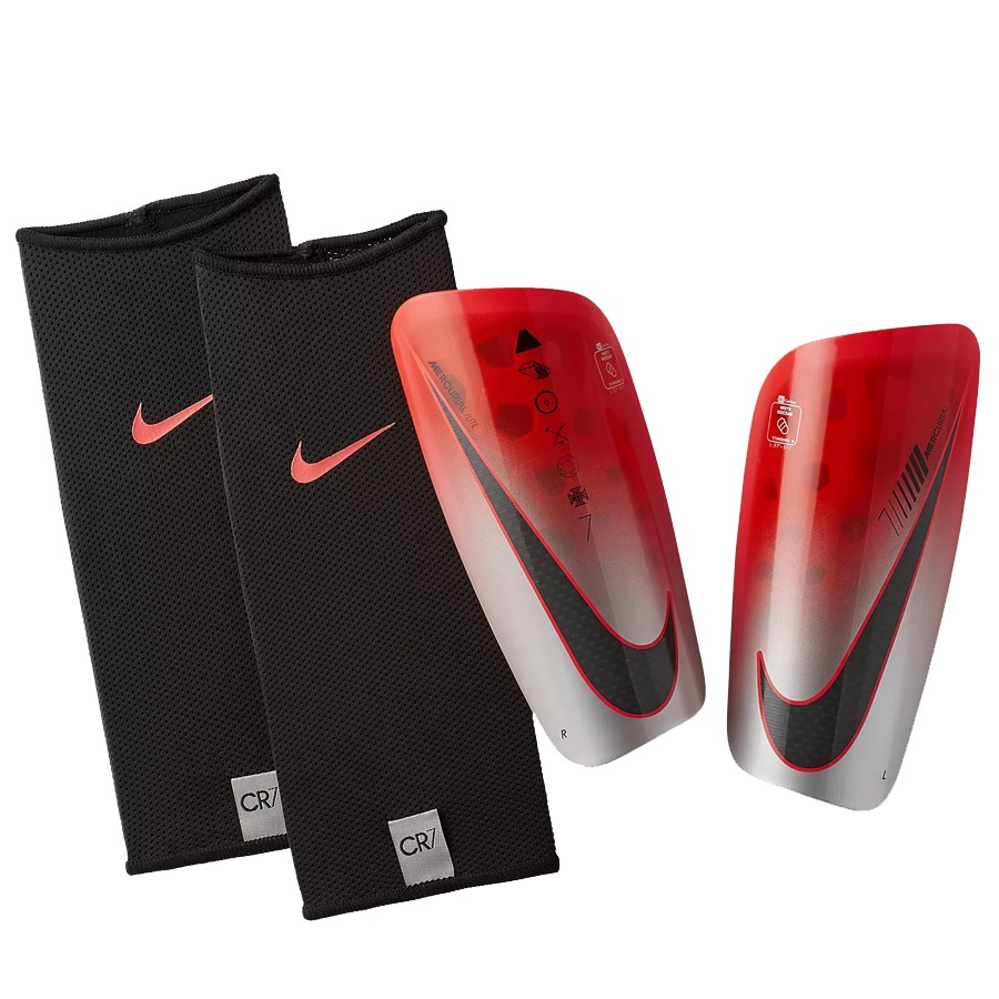 Nagolenniki Nike CR7 Mercurial Lite SP2158 620