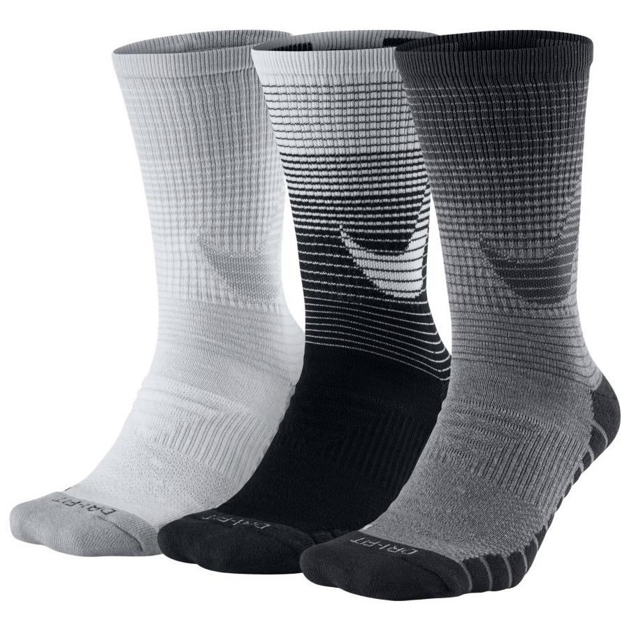Skarpetki Nike Everyday Cushione Crew 3 pack SX5550 913