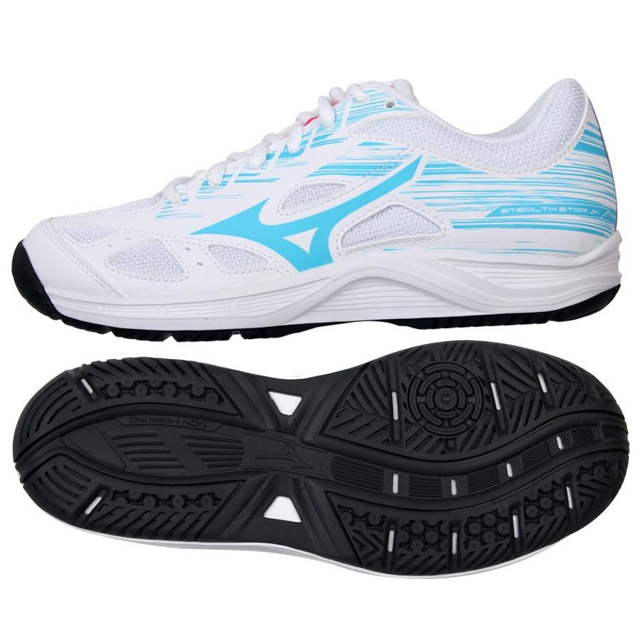 Buty do piłki ręcznej Mizuno STEALTH STAR JR X1GC210760